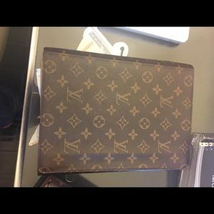 Authentic LV iPad cover for 2nd generation